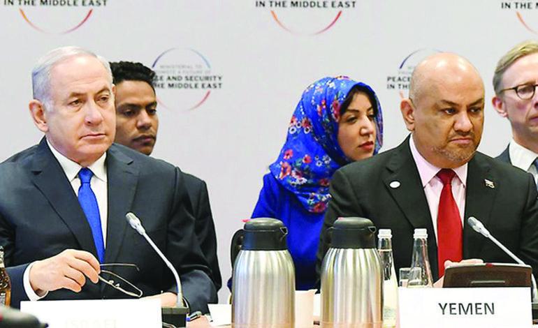 «مؤتمر وارسو»… «فالصو»: فشل أميركي .. وغباء عربي!
