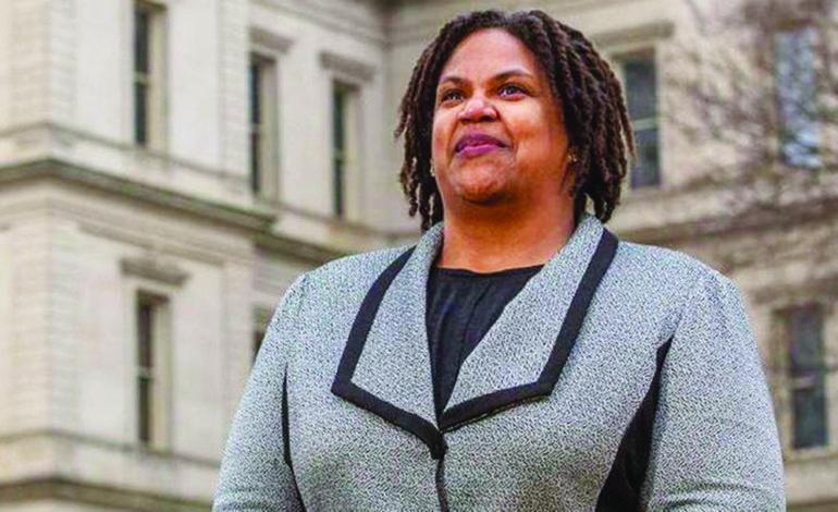 ديمقراطيو ميشيغن يختارون أول امرأة إفريقية أميركية لقيادة الحزب في انتخابات 2020