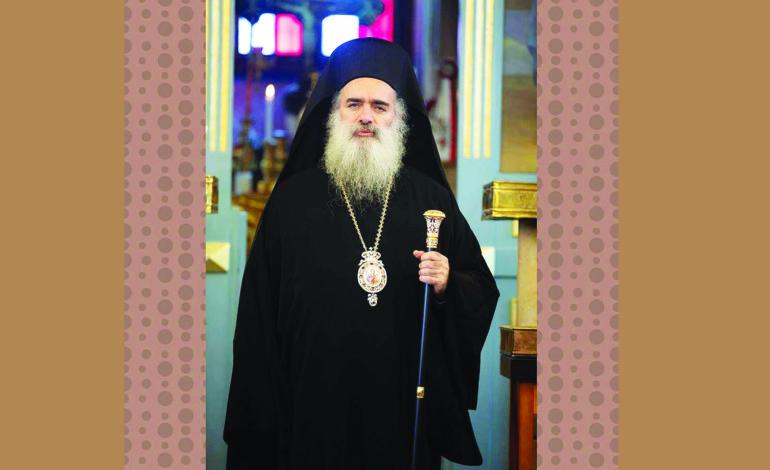 مطران القدس يزور ديترويت للمشاركة في إحياء «يوم الأرض»