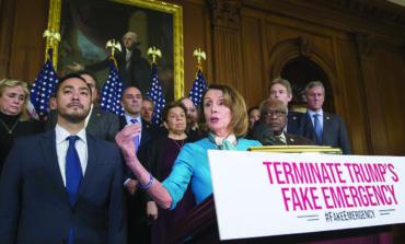 الكونغرس يتحرك لإلغاء حالة الطوارئ الوطنية .. وترامب يلوّح بالـ«فيتو»