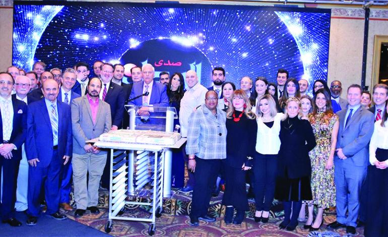 «صدى الوطن» تحتفل بعيدها الـ35 بحضور سياسي وإعلامي حاشد