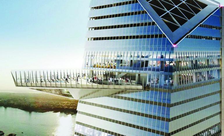نيويورك تفتتح أعلى برج في غرب الأرض العام المقبل