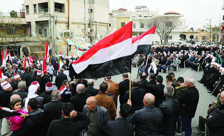 «صدى الوطن» في سوريا: الجولان سيعود مهما طال الانتظار