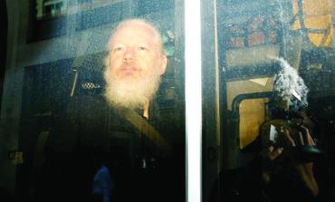 القبض على مؤسس «ويكيليكس»  في لندن .. وواشنطن بانتظاره