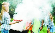 احذروا دخان الباربكيو هذا الصيف!