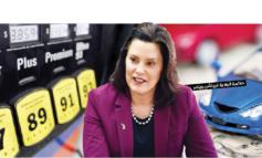 حاكمة ميشيغن تقترح زيادة الضريبة على الوقود مقابل تخفيض أسعار التأمين على السيارات