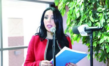 قنصل لبنان العام في ديترويت سوزان موزي ياسين  .. الشخص المناسب في الوقت المناسب