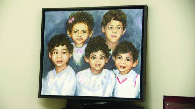 مؤسسة «عامر» .. مهمة نبيلة من رحم المعاناة