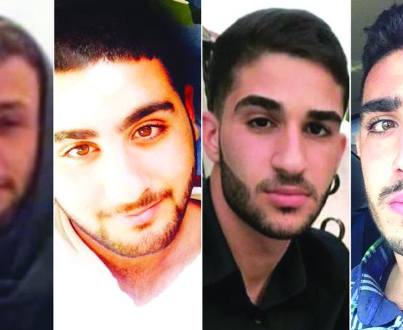 مصرع أربعة شبان لبنانيين بحادث سير مروّع في كاليفورنيا