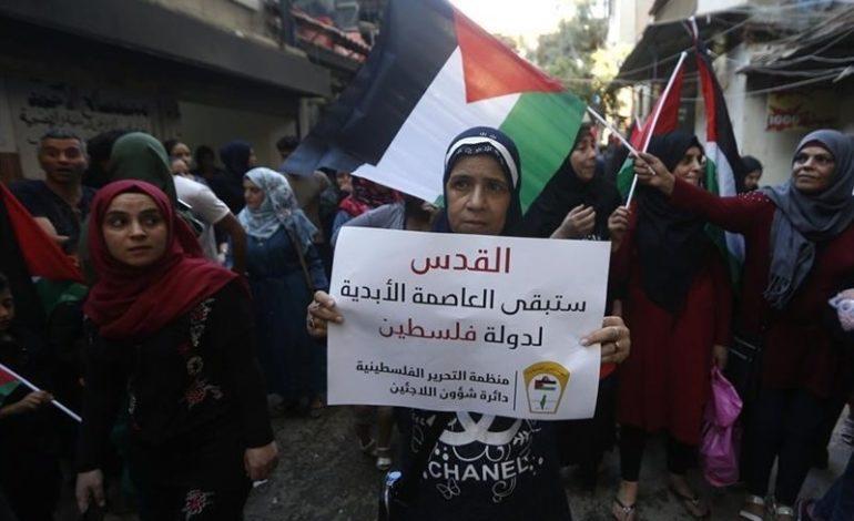 مؤتمر البحرين: «الاقتصاد أولاً» لحل القضية الفلسطينية  .. ولبنان يقاطع رفضاً للتوطين