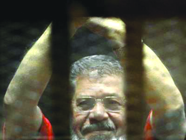 رحيل مرسي .. هل يعيد النبض للإسلام السياسي