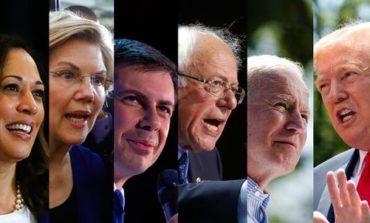 الأغلبية ترفض عزل ترامب .. و٥ مرشحين ديمقراطيين  يتقدمون عليه في سباق 2020