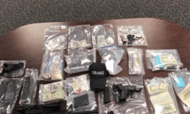 القبض على عصابة مخدرات ناشطة في جنوب مقاطعة وين