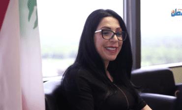 صدى الوطن تُحاور القنصل العام سوزان موزي ياسين في مقر البعثة اللبنانية في ساوثفيلد