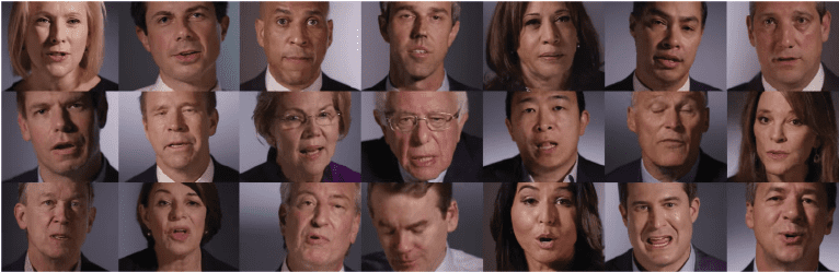 «نيويورك تايمز» تختبر المرشّحين الديمقراطيين: من يجرؤ على انتقاد إسرائيل؟