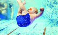 انطلاق موسم السباحة في ديربورن