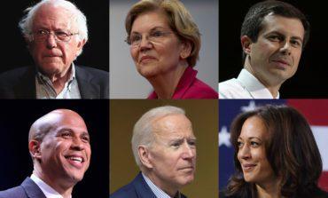 أبرز المرشحين الديمقراطيين بحسب معدل استطلاعات الرأي