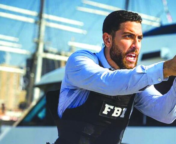 زيكو زكي .. أول عربي مسلم يؤدي دور بطولة في مسلسل أميركي