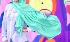 تتويج الديربورنية أندريا رحال بلقب ملكة جمال المسلمات الأميركيات لعام 2019