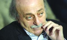 زمن المصالحات في لبنان: جنبلاط «يصفّر المشاكل»!