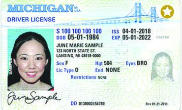 سكرتيرة ولاية ميشيغن تحثّ السكان على تحديث رخص القيادة والهويات قبل سريان قانون REAL ID