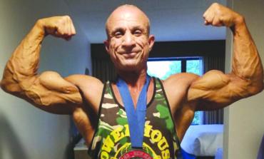 بطل كمال الأجسام إبراهيم قليط:  أريد أن أصبح الرقم واحد ضمن فئتي العمرية