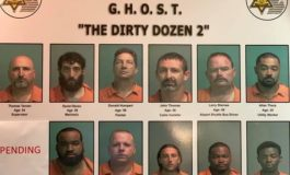 شرطة مقاطعة جينيسي تعتقل «دزينة قذرين»