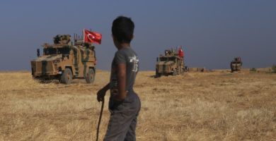 عملية «نبع السلام»: تركيا تدخل المستنقع السوري .. وحلم الأكراد بالانفصال يتبدّد