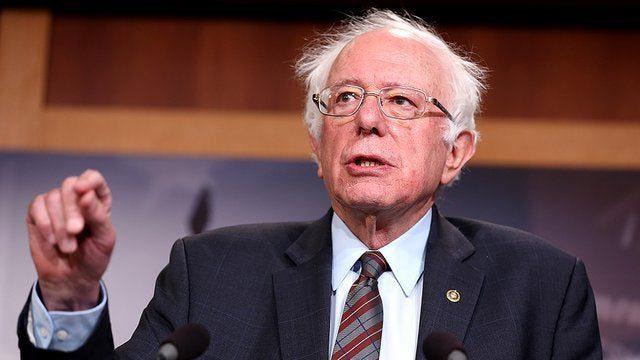ساندرز يعلّق حملته الانتخابية بسبب عارض صحي