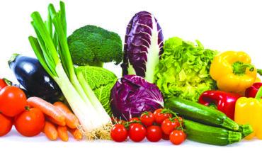 الخضروات النيئة تقضي على البكتيريا المفيدة في الأمعاء