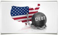 لأول مرة.. الدين الحكومي الأميركي يتجاوز 23 تريليون دولار