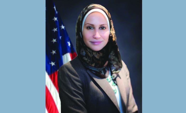 تعيين زينب حسين في مجلس إدارة  صندوق الودائع الصحي في ولاية ميشيغن