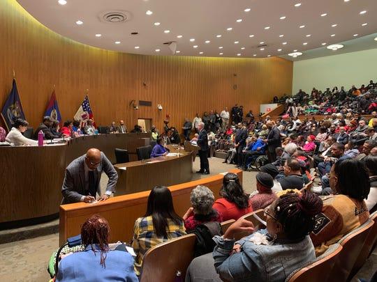 مجلس بلدية ديترويت يرفض خطة داغن لإزالة ما تبقّى من منازل مدمرة في المدينة
