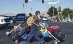 لاس فيغاس تمنع النوم في الشارع  لمنع تدهور السياحة بسبب المشردين