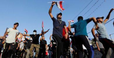 الحراك العراقي بين المطالب المحقة والأجندات السياسية: حكومة عبد المهدي تترنّح!