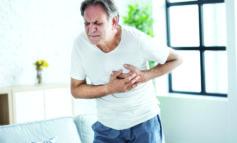 إشارات يرسلها الجسم  قبل النوبة القلبية
