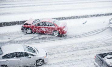 نصائح من شرطة ميشيغن للسائقين أثناء العواصف الثلجية