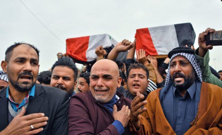 بطلب من المرجعية .. عبد المهدي يستقيل من رئاسة الحكومة العراقية مع تصاعد وتيرة العنف