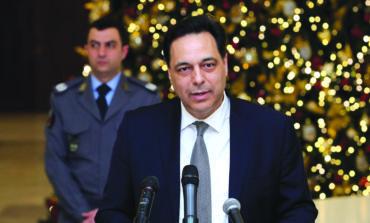 هل تكون الحكومة الجديدة عيدية اللبنانيين في رأس السنة أم يعتذر دياب؟