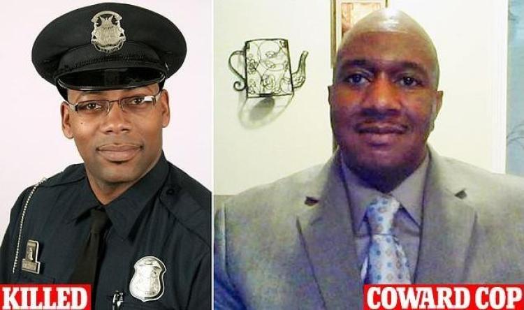 إيقاف شرطي عن العمل في ديترويت بتهمة التخاذل والجبن أثناء تعرض زملائه لإطلاق نار