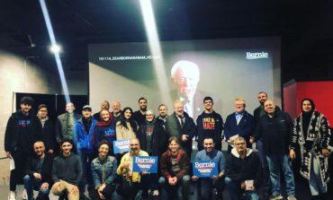 حملة ساندرز تنظم صفوفها في ديربورن