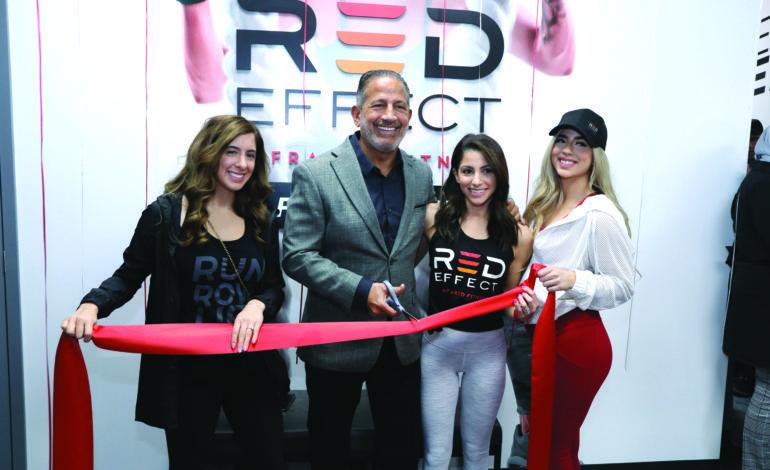 سلسلة نوادي Red Effect الرياضية تفتتح فرعاً جديداً خاصاً بالنساء في ديربورن