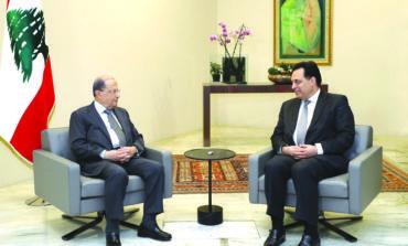ولادة حكومة دياب في مهبّ عاصفة اغتيال سليماني .. ولبنان ينازع اقتصادياً