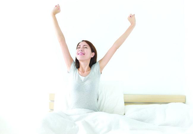 النوم الجيد يضبط الشهية