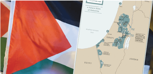 ناشطون فلسطينيون وعرب في منطقة ديترويت  يندّدون بخطة ترامب للسلام
