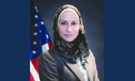 زينب حسين تتولى منصباً رفيعاً في سكريتاريا ولاية ميشيغن