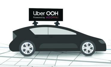 «أوبر» تبدأ بعرض الإعلاناتفوق سيارات السائقين