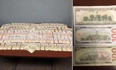 مصادرة آلاف الدولارات المزيفة في ليفونيا