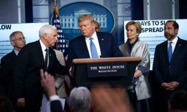 بطلب من ترامب .. الكونغرس يبحث تخصيص تريليون دولار لانتشال الاقتصاد  من أزمة كورونا: شيكات للمواطنين ومساعدات عاجلة للشركات الصغيرة
