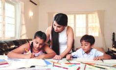 نصائح لتسهيل التعليم المنزلي للأطفال  في زمن كورونا
